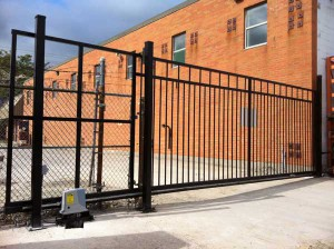 Commercial & Industrial Gates, Automatic Gate Openers Ontario