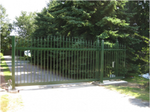Res & Commercial slide gate