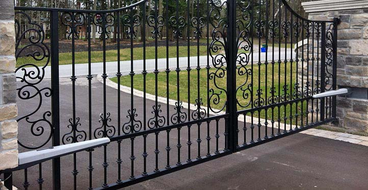 Automatic Gate Openers Ontario Driveway Security Accurate