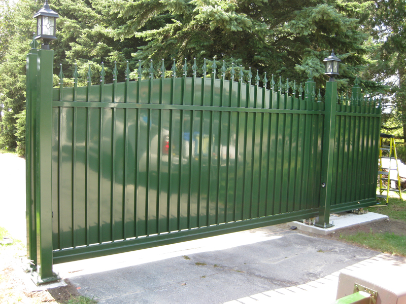 Gallery of gates driveway security gate systems accurate
